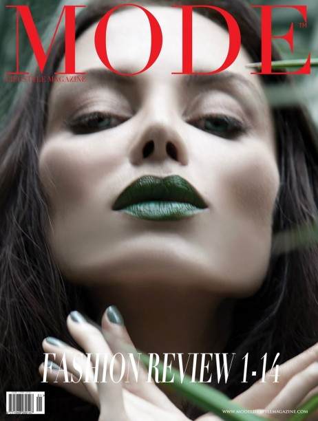 "Yulia Klass Mode magazine ""Fashion Review"""