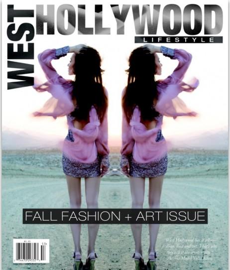 West Hollywood Life Style magazine