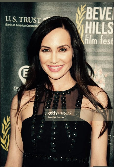 At the Beverly Hills film festival